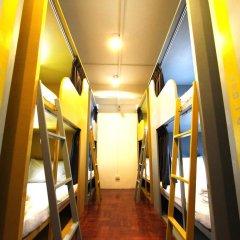 Отель TKT's Row House Стандартный номер с различными типами кроватей