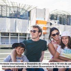 Апартаменты Apt In Lisbon Rio Apartments - Parque das Nações городской автобус