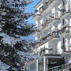 Отель DAS REGINA Австрия, Бад-Гаштайн - отзывы, цены и фото номеров - забронировать отель DAS REGINA онлайн балкон
