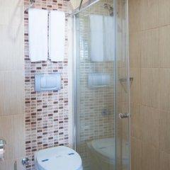 Golden Horn Istanbul Hotel Турция, Стамбул - 1 отзыв об отеле, цены и фото номеров - забронировать отель Golden Horn Istanbul Hotel онлайн ванная фото 2
