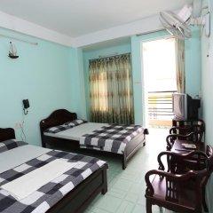 Отель Hai Dang Guest House Стандартный номер с различными типами кроватей фото 5