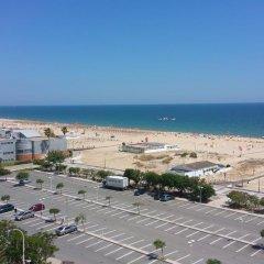 Отель Apartamento Atlantico пляж