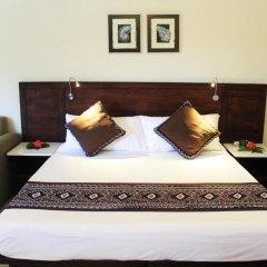 Smugglers Cove Beach Resort and Hotel 3* Люкс с различными типами кроватей фото 8