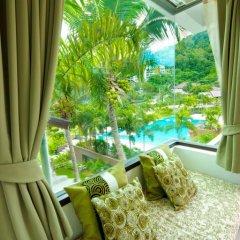 Отель P.S Hill Resort 3* Номер Делюкс с двуспальной кроватью фото 11
