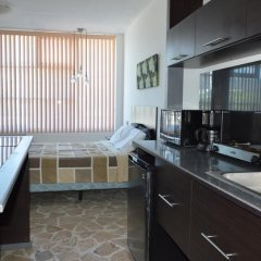 Отель Apartahotel Las Hortensias Гондурас, Тегусигальпа - отзывы, цены и фото номеров - забронировать отель Apartahotel Las Hortensias онлайн в номере фото 2