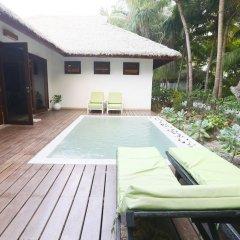 Отель Kihaad Maldives 5* Вилла с различными типами кроватей