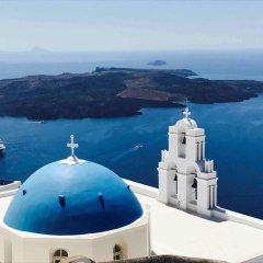 Отель Alti Santorini Suites Греция, Остров Санторини - отзывы, цены и фото номеров - забронировать отель Alti Santorini Suites онлайн приотельная территория