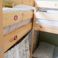 Мини-Отель Идеал Кровать в общем номере с двухъярусными кроватями фото 16