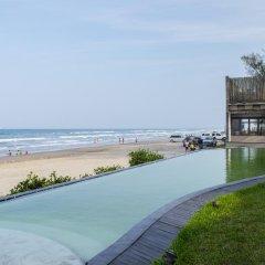 Отель Isla Tajín Beach & River Resort 4* Стандартный номер с различными типами кроватей фото 11