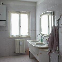 Отель Villa Vallocchia Сполето ванная