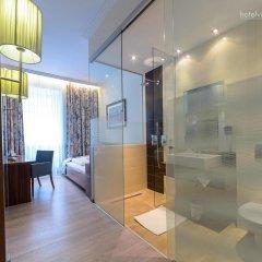Отель Prater Vienna Австрия, Вена - 12 отзывов об отеле, цены и фото номеров - забронировать отель Prater Vienna онлайн ванная фото 2