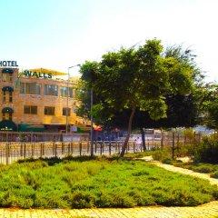 Отель Golden Walls Иерусалим приотельная территория