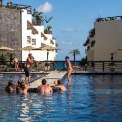 Отель Aldea Thai by Ocean Front Плая-дель-Кармен бассейн фото 3