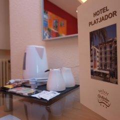Отель Platjador 3* Стандартный номер с различными типами кроватей фото 6