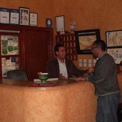 Отель Marmar Марокко, Уарзазат - отзывы, цены и фото номеров - забронировать отель Marmar онлайн интерьер отеля фото 3