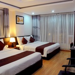 Begonia Nha Trang Hotel 3* Стандартный номер с различными типами кроватей фото 10