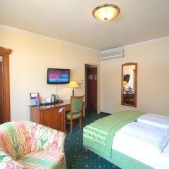 Отель Mercure Secession Wien 4* Стандартный номер с различными типами кроватей фото 2