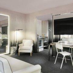 Отель SLS Las Vegas 4* Стандартный номер с различными типами кроватей фото 6