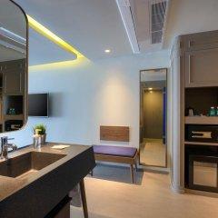 Отель ibis Styles Bangkok Khaosan Viengtai 3* Стандартный семейный номер с двуспальной кроватью фото 2