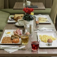 The Princes Square Hotel в номере