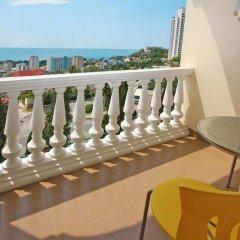 Гостиница Олимп балкон