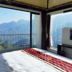 Phuong Nam Mountain View Hotel 3* Номер Делюкс с различными типами кроватей фото 4