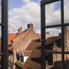 Lange Jan Hotel 2* Стандартный номер с различными типами кроватей фото 10