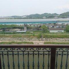 Отель Pacela Фукуока балкон