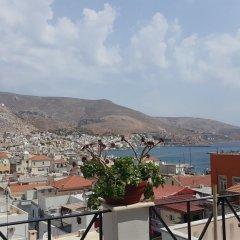 Отель Panorama Hotel Греция, Калимнос - отзывы, цены и фото номеров - забронировать отель Panorama Hotel онлайн пляж