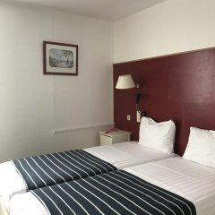 Отель Hôtel Passerelle Liège 2* Номер Комфорт с различными типами кроватей фото 10
