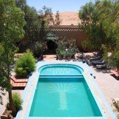 Отель Auberge De Charme Les Dunes D´Or Марокко, Мерзуга - отзывы, цены и фото номеров - забронировать отель Auberge De Charme Les Dunes D´Or онлайн бассейн фото 2