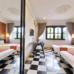 Hai Yen Hotel 3* Улучшенный номер с различными типами кроватей фото 3