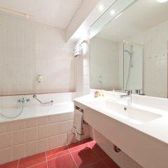 Отель ACHAT Premium Walldorf/Reilingen 4* Улучшенный номер с различными типами кроватей фото 4