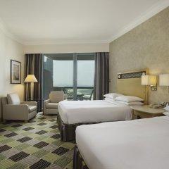 Отель Hilton Dubai Jumeirah 5* Люкс с различными типами кроватей фото 8