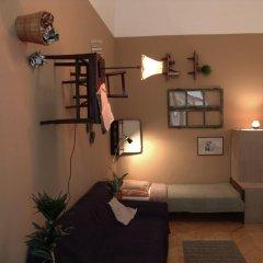 Home Made Hostel Кровать в общем номере с двухъярусной кроватью фото 9