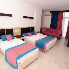 Semt Luna Beach Hotel - All Inclusive 2* Стандартный номер разные типы кроватей фото 4