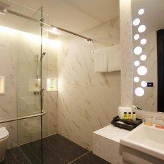 Отель Amari Residences Pattaya 4* Улучшенный номер с различными типами кроватей фото 5