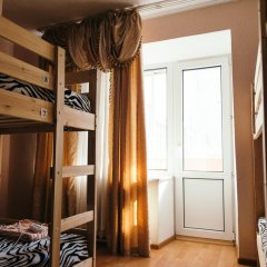 Yut Hostel Кровать в женском общем номере с двухъярусной кроватью фото 5