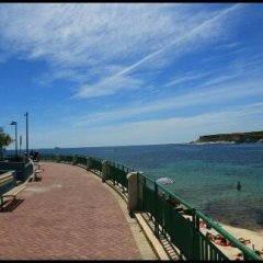 Отель Marsascala Luxury Apartment & Penthouse Мальта, Марсаскала - отзывы, цены и фото номеров - забронировать отель Marsascala Luxury Apartment & Penthouse онлайн пляж