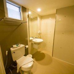 Отель Myhotel Cmyk@Ratchada 3* Стандартный номер с различными типами кроватей фото 4