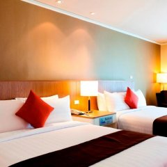Отель Royal Princess Larn Luang 4* Улучшенный номер с различными типами кроватей фото 2