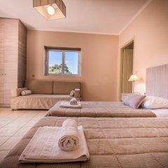 Hotel Varres 3* Стандартный семейный номер с двуспальной кроватью фото 5