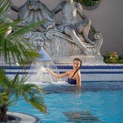 Отель Abano Ritz Hotel Terme Италия, Абано-Терме - 13 отзывов об отеле, цены и фото номеров - забронировать отель Abano Ritz Hotel Terme онлайн бассейн