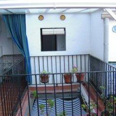 Отель Casa Martín Montero парковка