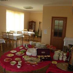 Отель Noclegi Apro питание фото 2