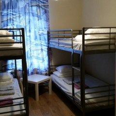 Muffin Hostel Кровать в общем номере с двухъярусной кроватью фото 5