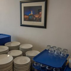 Glasgow Youth Hostel в номере