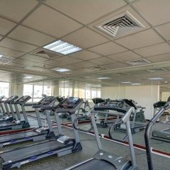 Al Manar Grand Hotel Apartments фитнесс-зал фото 4