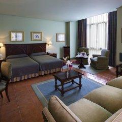 Отель Parador De Cangas De Onis 4* Стандартный номер фото 5