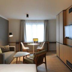 Отель Residence La Source Quartier Louise 3* Студия с различными типами кроватей фото 19